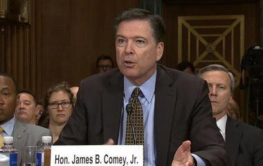 Trump fires FBI director Comey amid Russia investigation