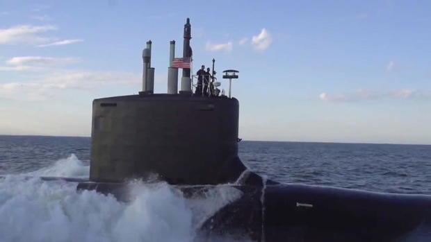 Reddit Navy Seals >> Inside the U.S. Navy's newest submarine squad - CBS This ...