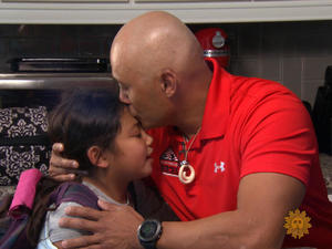Recovering from loss, a family finds strength