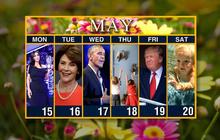 Calendar: Week of May 15