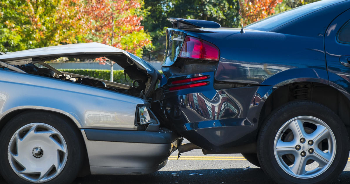 The deadliest holiday for car accidents - CBS News