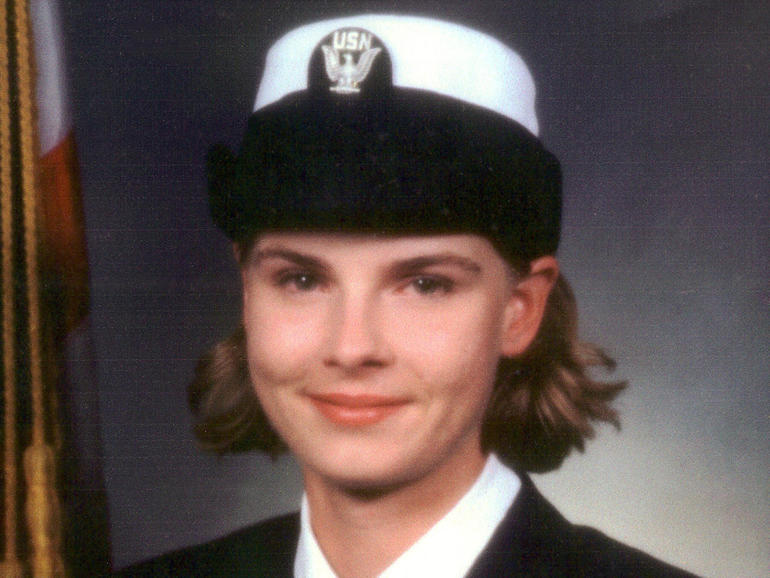 Navy Petty Officer Lea Anne Brown