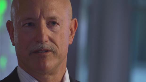 NCIS Agent Chuck Alderman