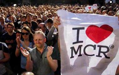Manchester unites after deadly bombing rocks city