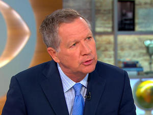 Gov. Kasich on Trump's proposed budget, Manchester bombing
