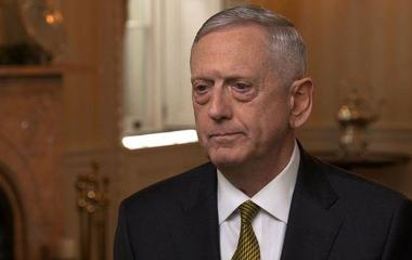 "Sec. Mattis says U.S. attempting to deal with Russia ""in a diplomatic manner"""