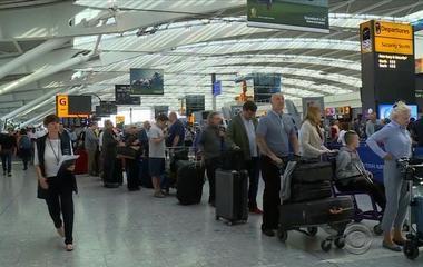 British Airways slowly resumes flights after computer meltdown