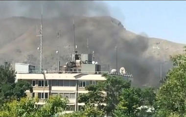 Massive explosion kills dozens in Kabul
