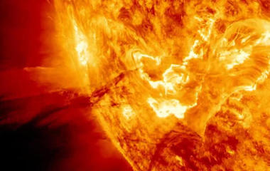 NASA's plan for historic trip to sun's atmosphere