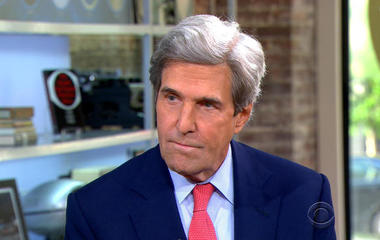 "John Kerry calls Trump's decision ""self-destructive step"" that puts U.S. last"