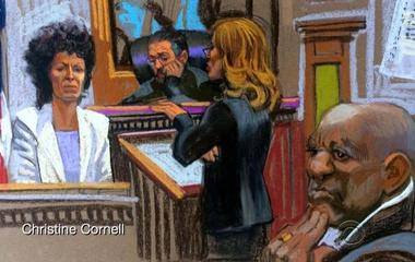 Cosby accuser stands by her story