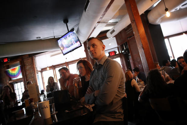 Comey watch parties held across the U.S.