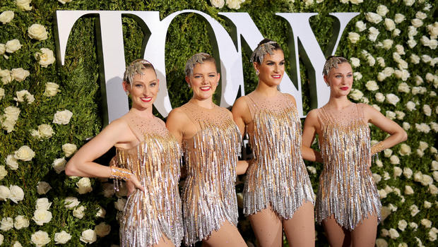 Tony Awards 2017 red carpet