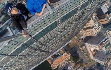 Dangerous selfies