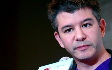 Uber CEO says he's taking time off