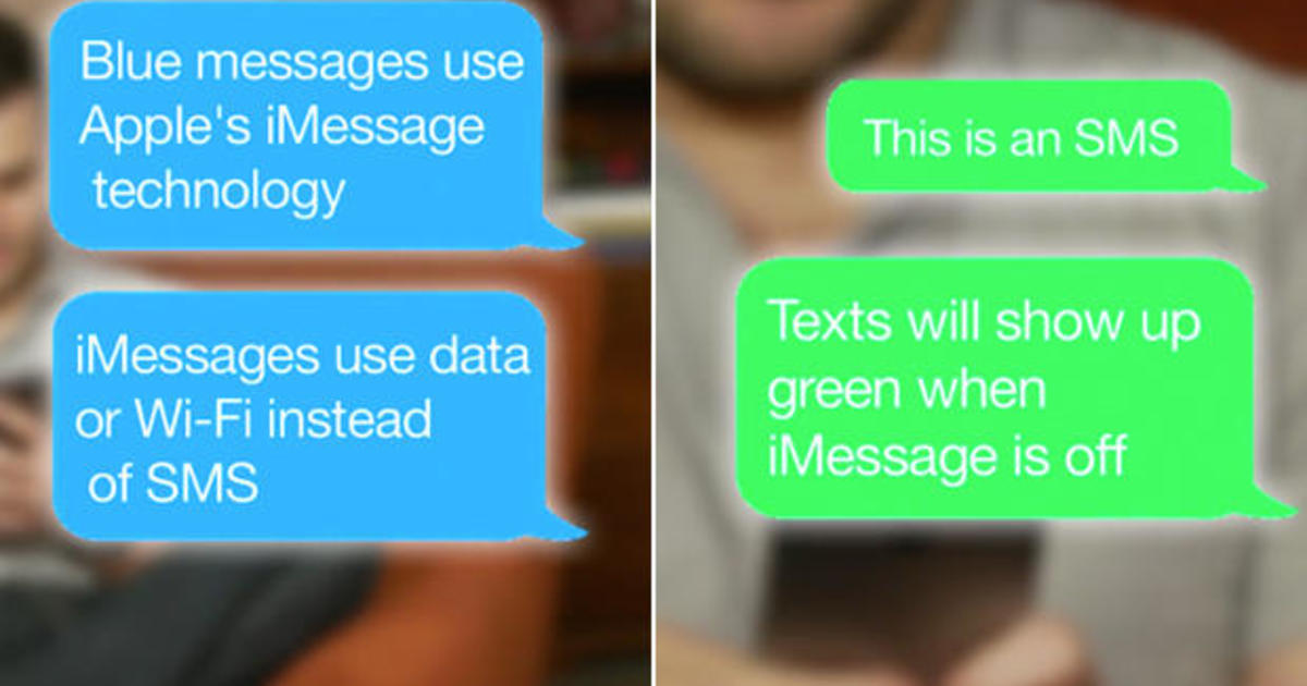 At text of does a message the what end mean What are