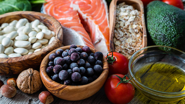 Good foods for brain health