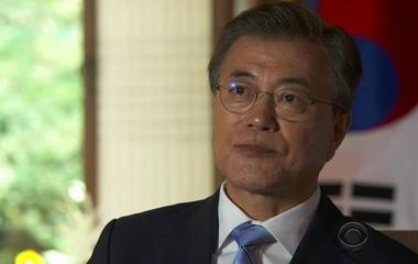 "South Korean president: Kim Jong Un's ""blind faith"" in nuclear program is incorrect"