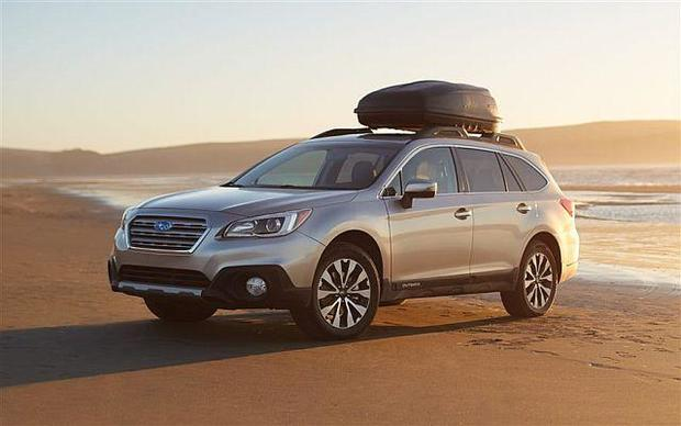 Subaru Outback 5 Cars That Cost The Least To Insure Cbs News