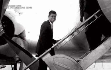 New exhibit marks 100 years since JFK's birth