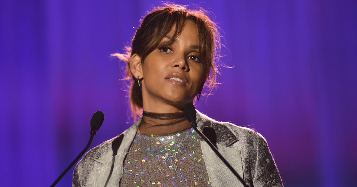 Halle Berry apologizes after comments about playing a transgender man receive backlash - CBS News