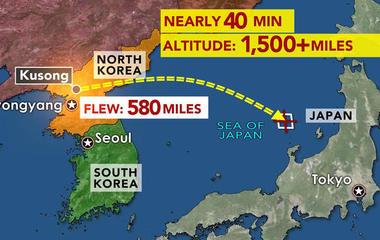 Could North Korea missile reach U.S.?