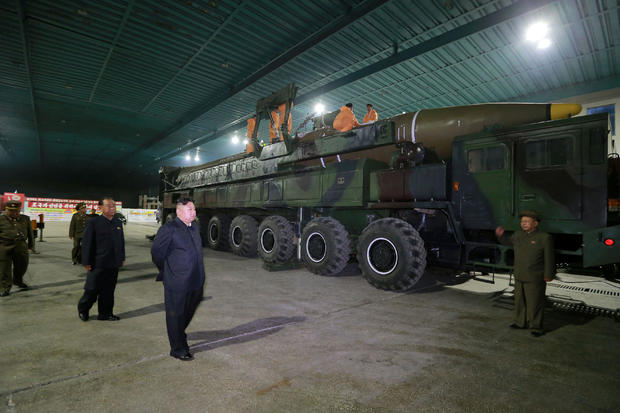 North Korea suggests it might lift weapons test moratorium