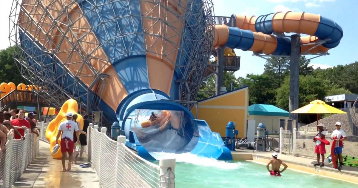 Kings Dominion water park rider hospitalized after tube flipped ...