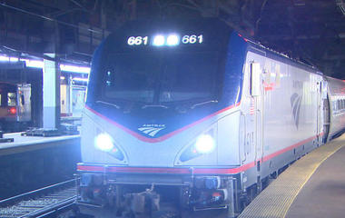 """Amtrak CEO says Penn Station is the """"single worst place"""" for repairs"""