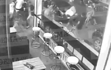Video released of violent brawl that killed U.S. tourist in Greece