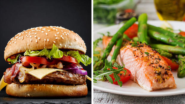 Image result for Even modest changes to diet could reduce risk of death, study finds