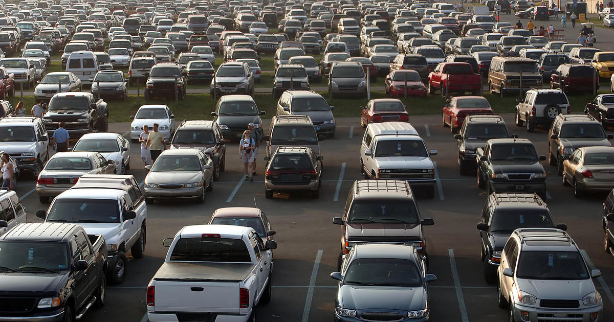 Here's how much the hunt for parking really costs