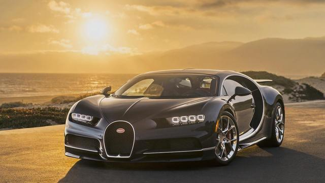 Bugatti sells most expensive car ever made for $12 5 million - CBS News