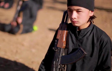 """Children of ISIS  - """"CBSN: On Assignment"""""""