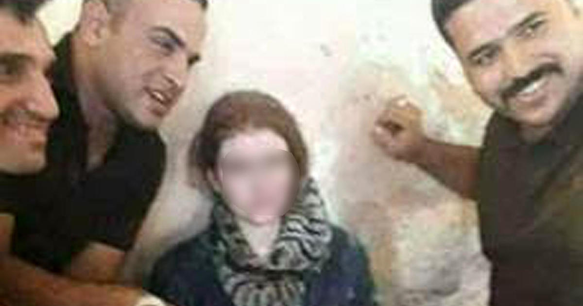 German teen girl linda w caught with isis in mosul reportedly german teen girl linda w caught with isis in mosul reportedly wants to go home cbs news voltagebd Image collections