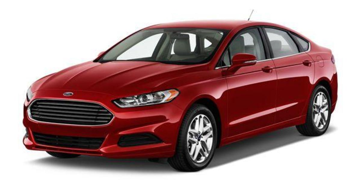 ford recall steering wheel issues on fusion and lincoln mkz models rh cbsnews com Ford Manual Transmission Codes 2009 Ford Fusion Manual Transmission