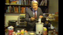 How to make ice cream: A lesson from Andy Rooney