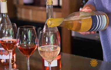 Rosé, the pink wine that's red hot
