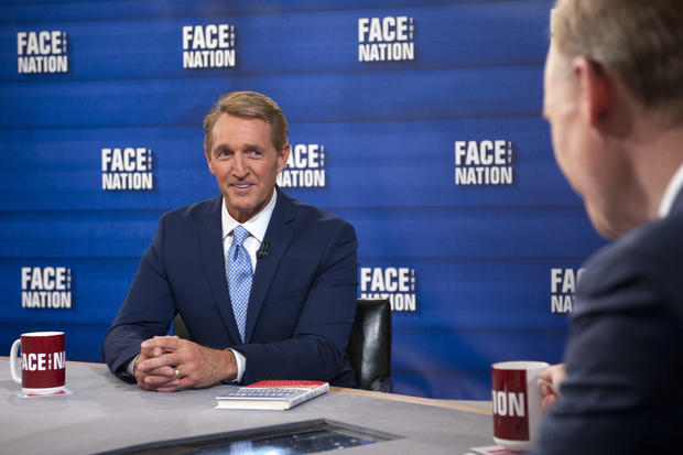 Face The Nation Behind the Scenes: July 30th, 2017