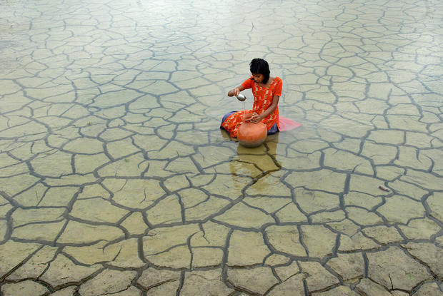 climate change potable water
