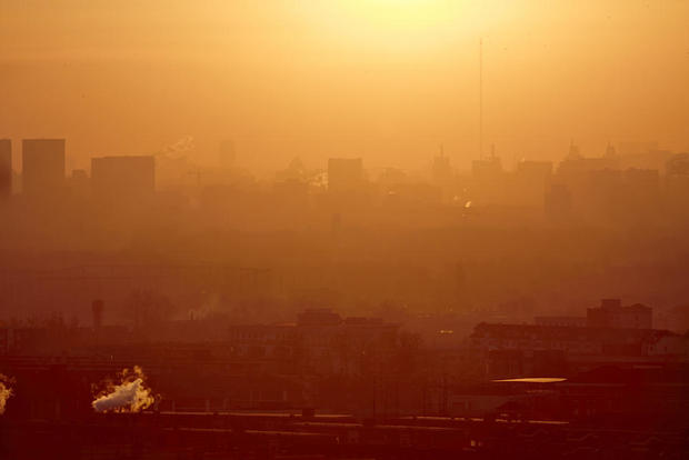 climate change air pollution
