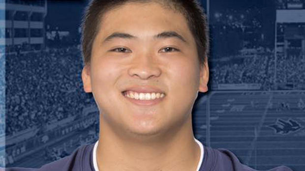 Marc Ma is seen in a photo released by the University of Nevada, Reno.