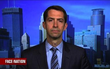 "Sen. Tom Cotton on Afghanistan: ""If you're not winning, sometimes you are losing"""