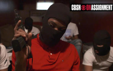 """""""CBSN: On Assignment"""" takes a closer look at gun violence in Chicago"""