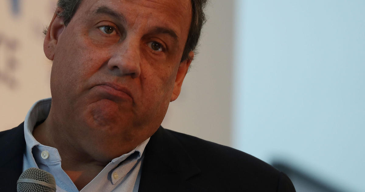 Chris Christie stopped by TSA for evading security checkpoint