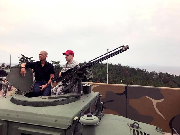 North Korea Threat To Guam US Has Pacific Command Forces - Google map us base korea