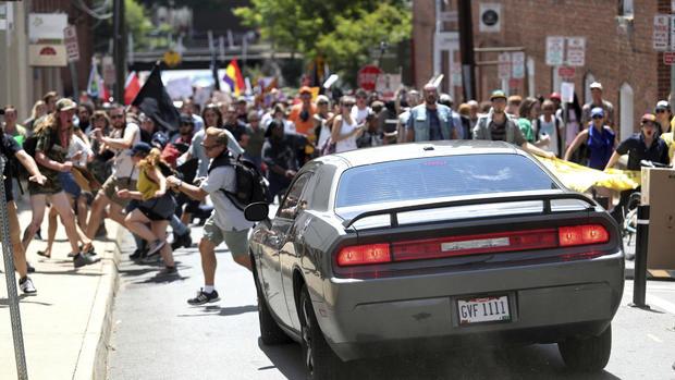 Witte supremacistische rallies in Va leiden tot geweld