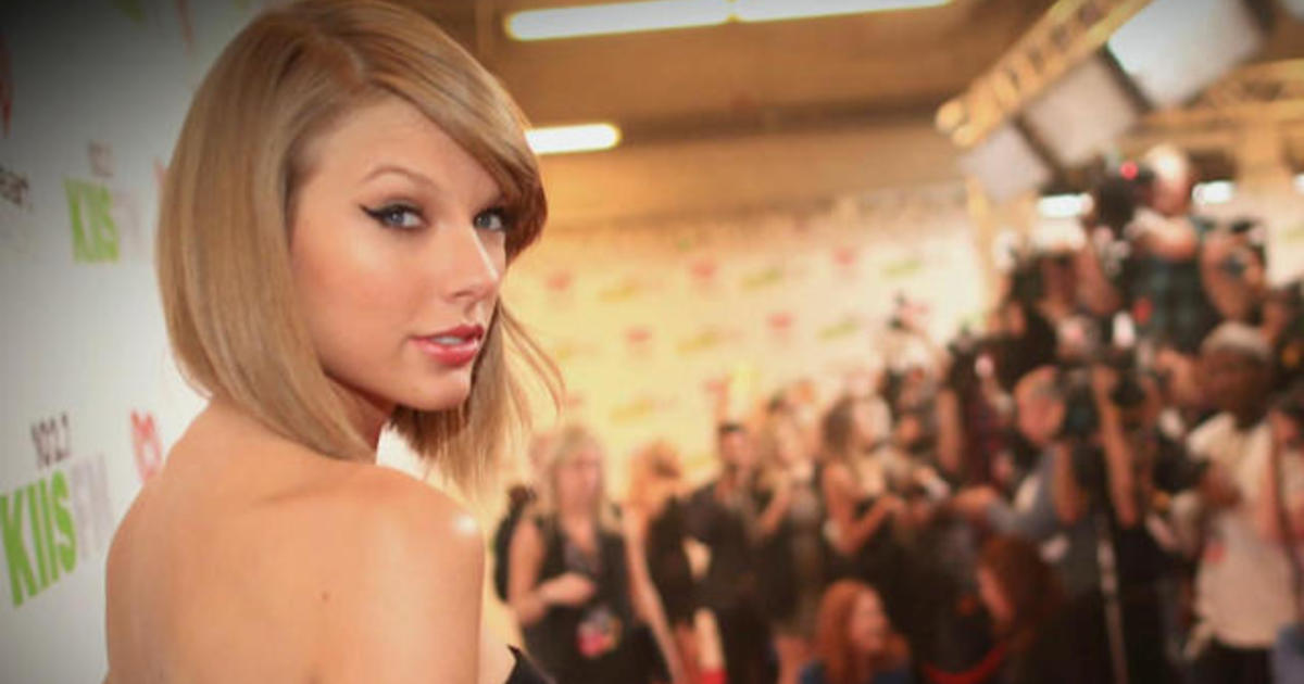 Taylor Swift Donates To Sex Assault Survivors Organization Cbs News