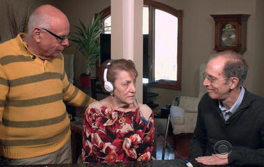 Using music to help unlock Alzheimer's patients' memories