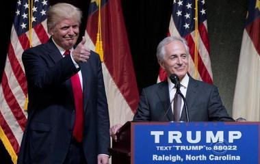 Corker questions Trump's stability, competence